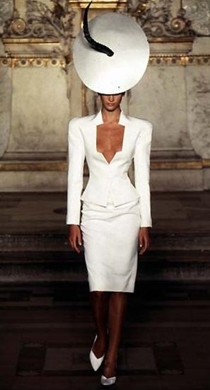 Alexander McQueen for Givenchy Haute Couture S S 1997  8de82d119f