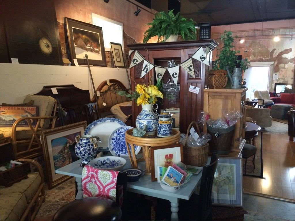 Gentil Celebrate The Grand Opening Of Found Interiors Today!    Http://2yellowchairs.
