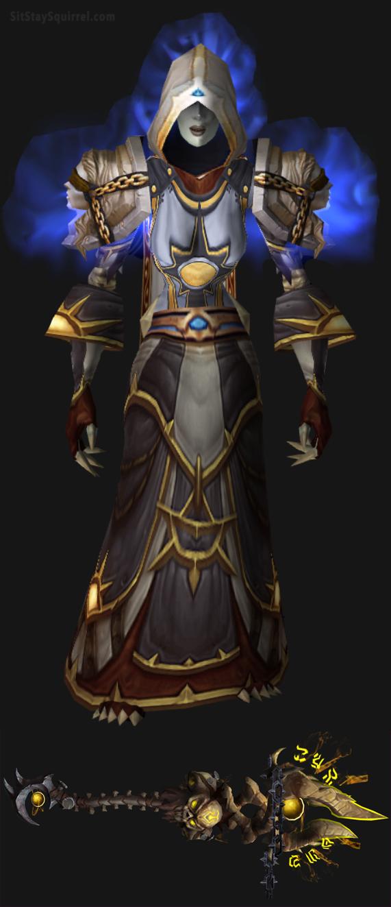 Wow Undead Female Destruction Warlock Artifact Transmog World Of Warcraft Set Ideas World Of Warcraft Warcraft Undead