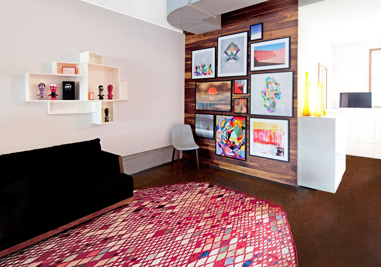 Win a wall of art from crated crates online marketplace and walls