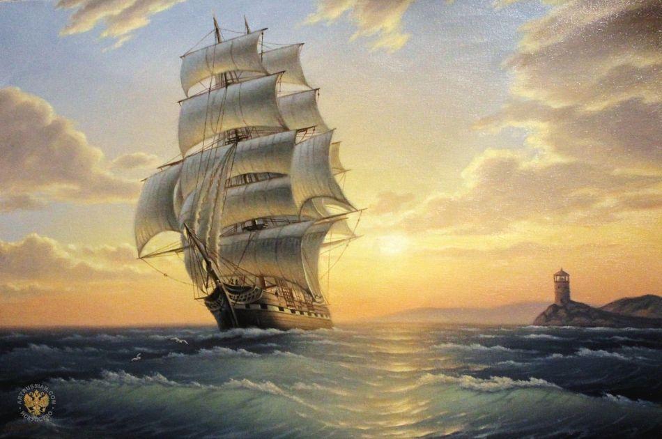 В картинках корабли фрегаты