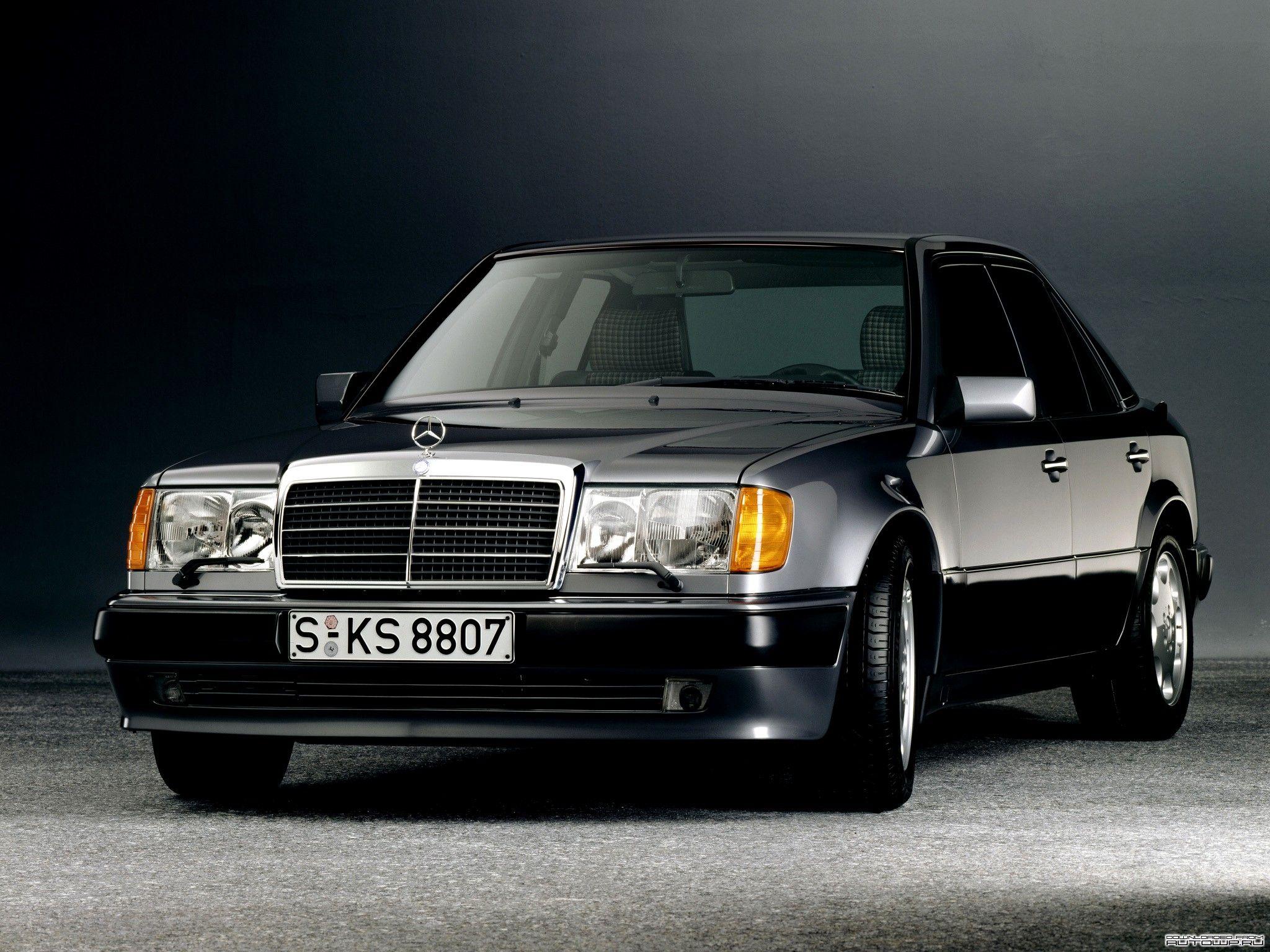 Mercedes Benz W124 Wallpapers Hd Download Dengan Gambar Mobil