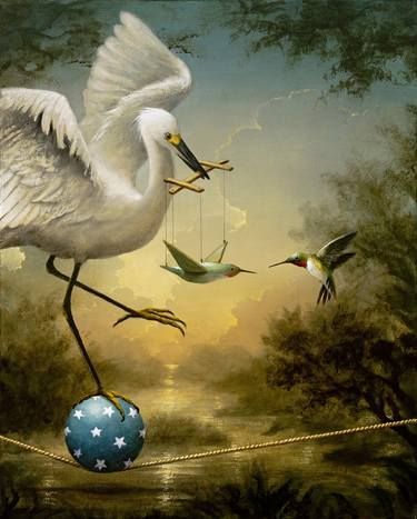 """Saatchi Art Artist Kevin Sloan; Printmaking, """"The Magician, Limited Edition Print of 75,  54 sold"""" #art"""