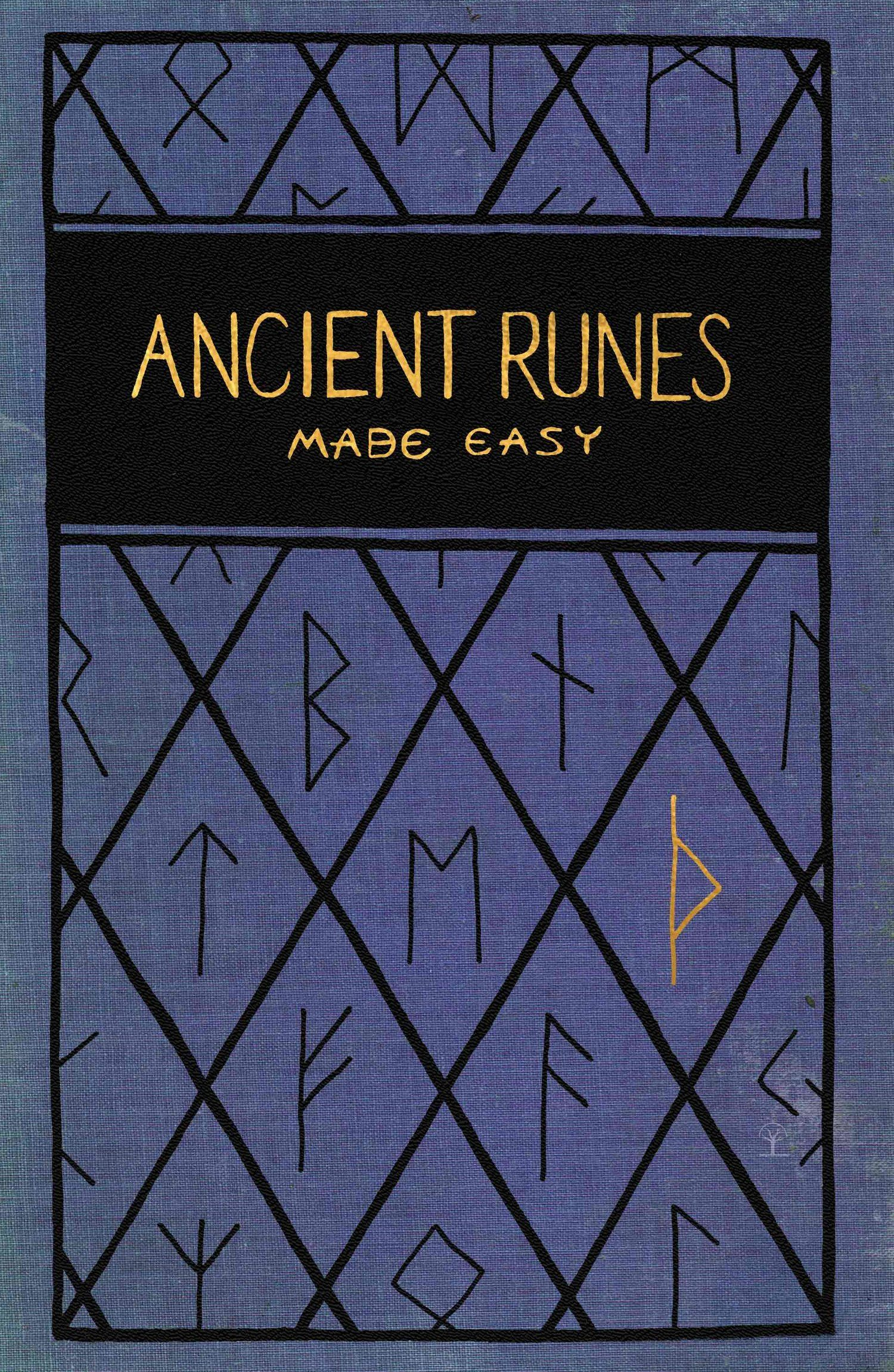 Ancient Runes Made Easy Harry Potter Book Covers Harry Potter School Books Ancient Runes