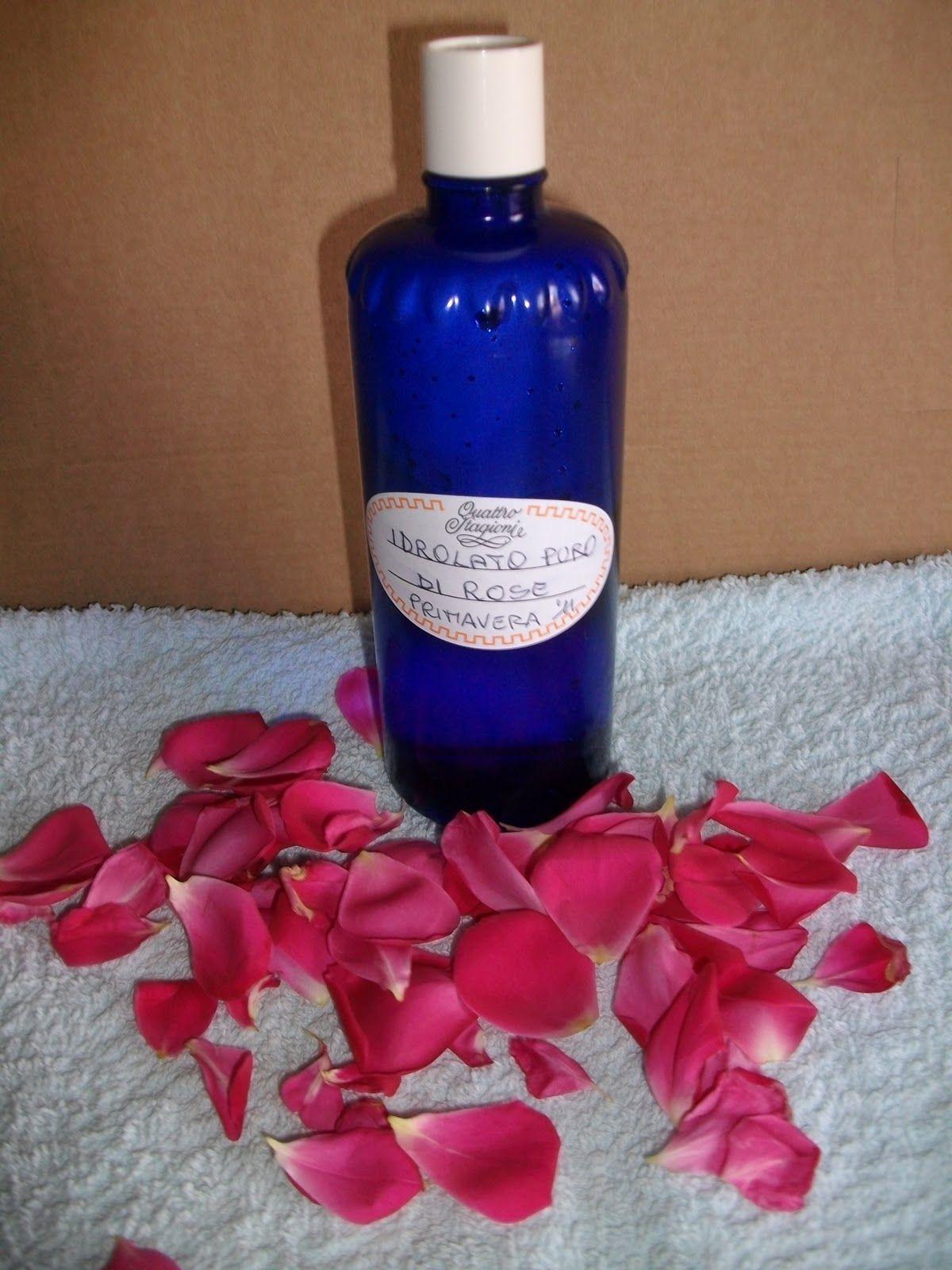 Premetto Che Per Preparare L Acqua Di Rose E Semplicissimo E Come