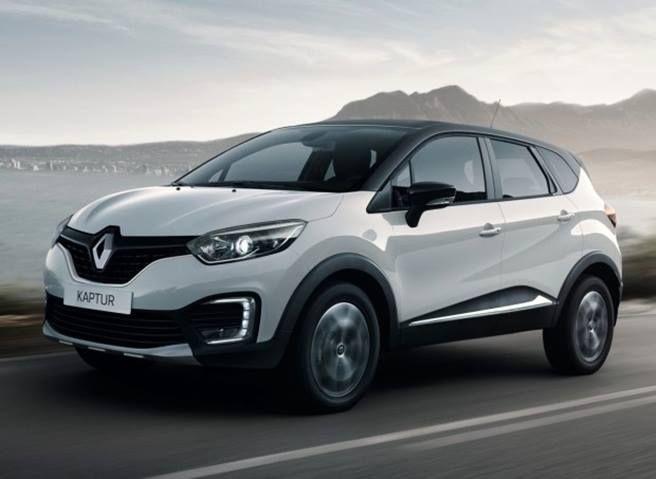 Fotos E Precos Do Renault Captur 2017 Carro Popular Carro Populares