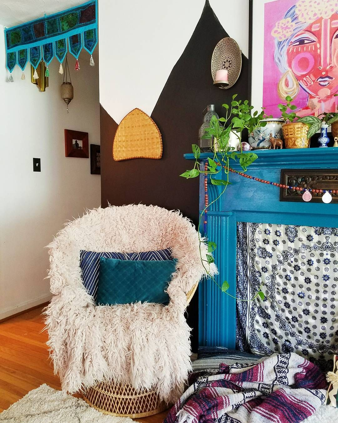 10 DIYS for boho style  Boho style decor, Diy home decor projects