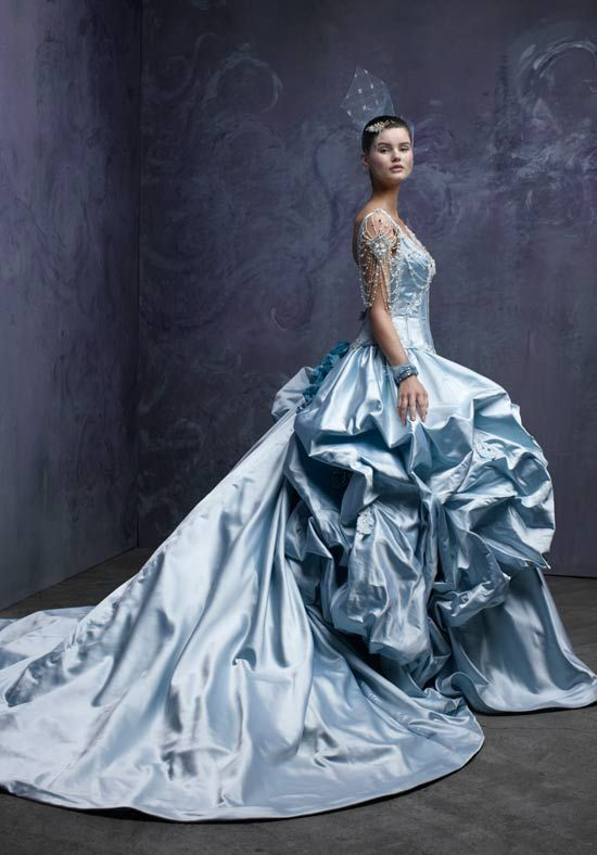 St. Pucchi Spring 2011 Bridal Couture Collection      OFFBEAT ...
