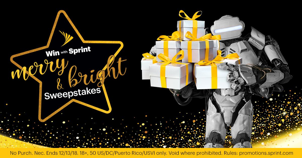 New instant win game from sprint 3020 will instantly win