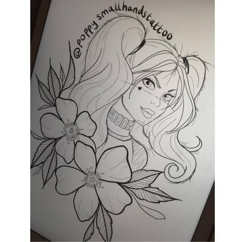 93b70ab2e These minimalistic Disney-inspired tattoos are absolutely stunning ...