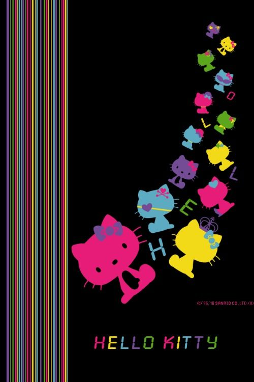 Hello Kitty Backgrounds Black Background Hello Kitty Phone Wallpapers Hello Kitty Wallpapers Hello Kitty Backgrounds Hello Kitty Wallpaper Kitty Wallpaper