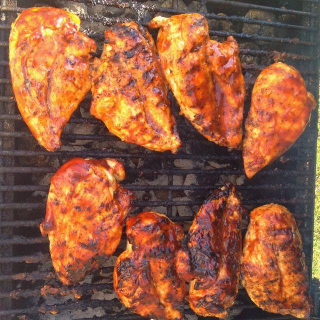 Bbq Chicken Breast!