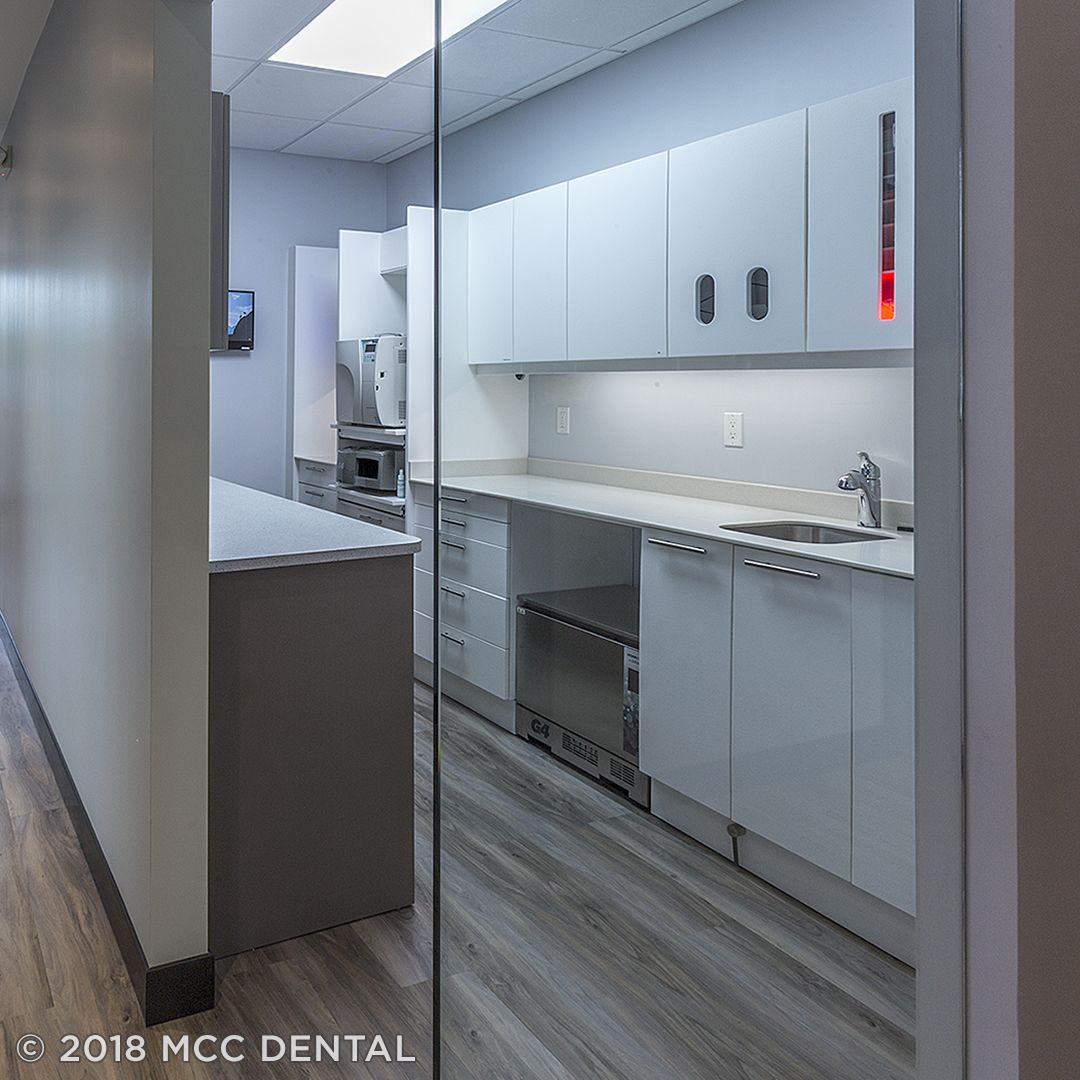 Custom Kitchen Cabinets Mississauga Check Out Our Installation At Malton Goreway Dental Our Latest