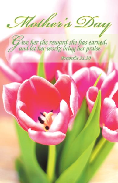 Happy Mother S Day Religious Quotes: Proverbs 31:30, Good Bible Verse For A Mother's Day