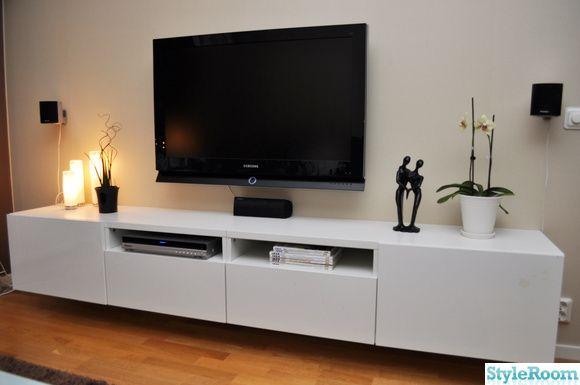 best 25 floating tv stand ikea ideas on pinterest ikea. Black Bedroom Furniture Sets. Home Design Ideas