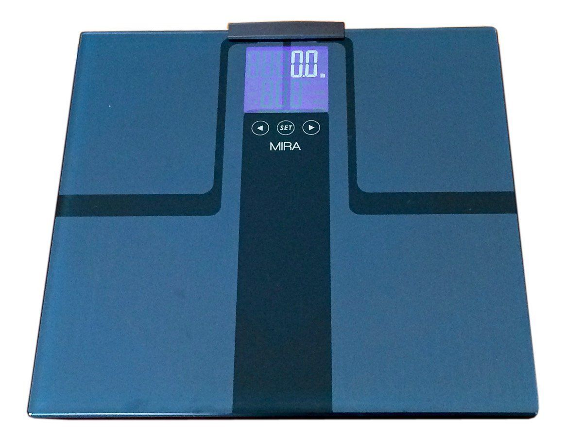REVIEW: MIRA Digital Body fat Scale | Must See Items | Pinterest