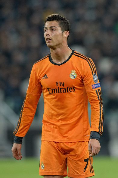 Cristiano Ronaldo - Juventus v Real Madrid