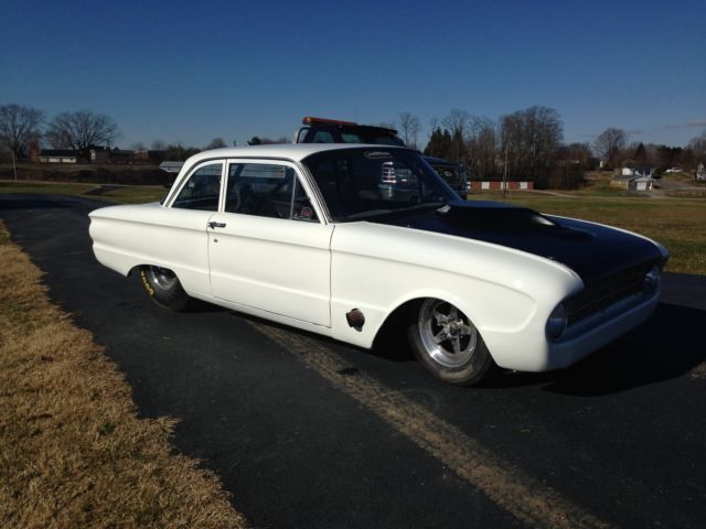 1960 Ford Falcon Pro Street Ford Falcon Drag Racing Ford Motor