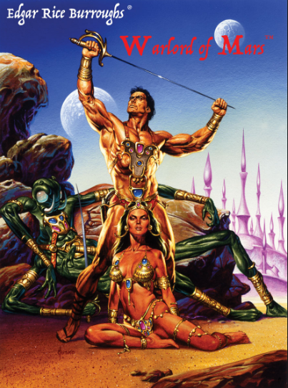 The Warlord Of Mars Pdf