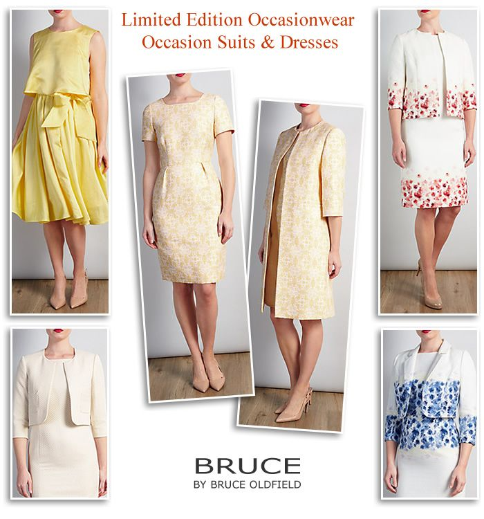 Bruce by Bruce Oldfield Mother of the Bride Designer Outfits 2017 ...