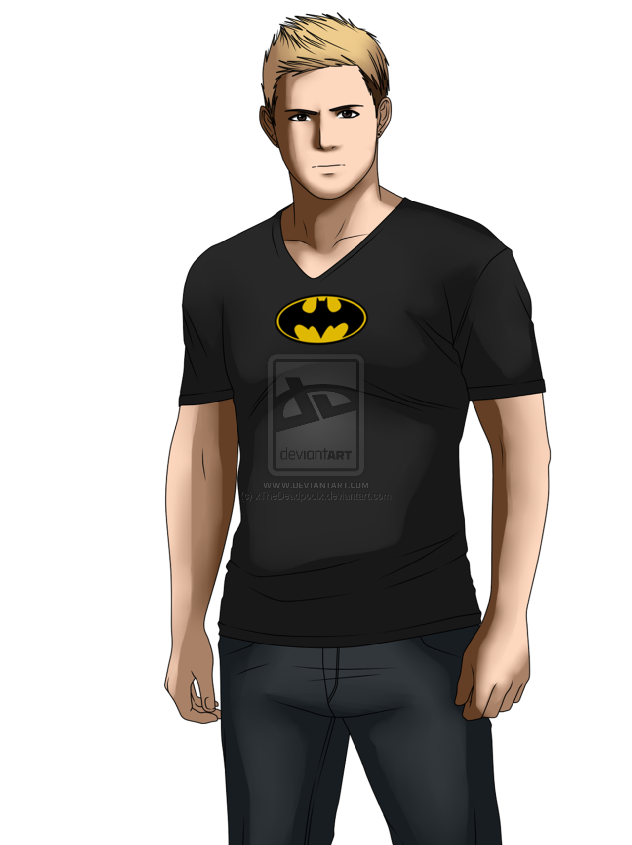 .Marvel Oc-.Seth Stark-Rogers. by xTheDeadpoolx.deviantart.com on @deviantART