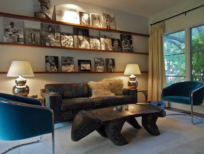 Marvelous Contemporary Shelving Options For Trendy Living Rooms Awesome Design