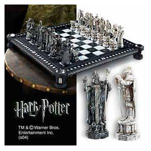 Hp Wizard S Chess Noble Collection Harry Potter Harry Potter Chess Harry Potter Merchandise