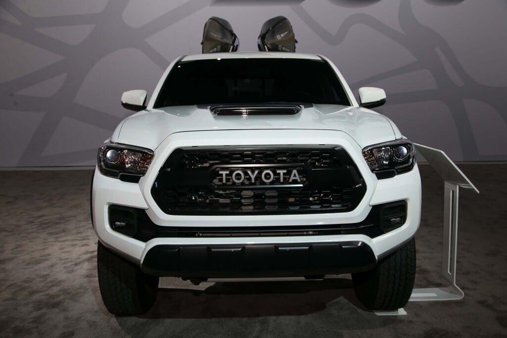 Toyota Tacoma Indonesia Harga Spesifikasi Dan Varian Nya