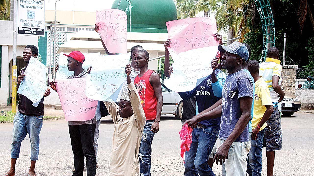 We can't vote for APC in 2019 APC youth tells ElRufai APC