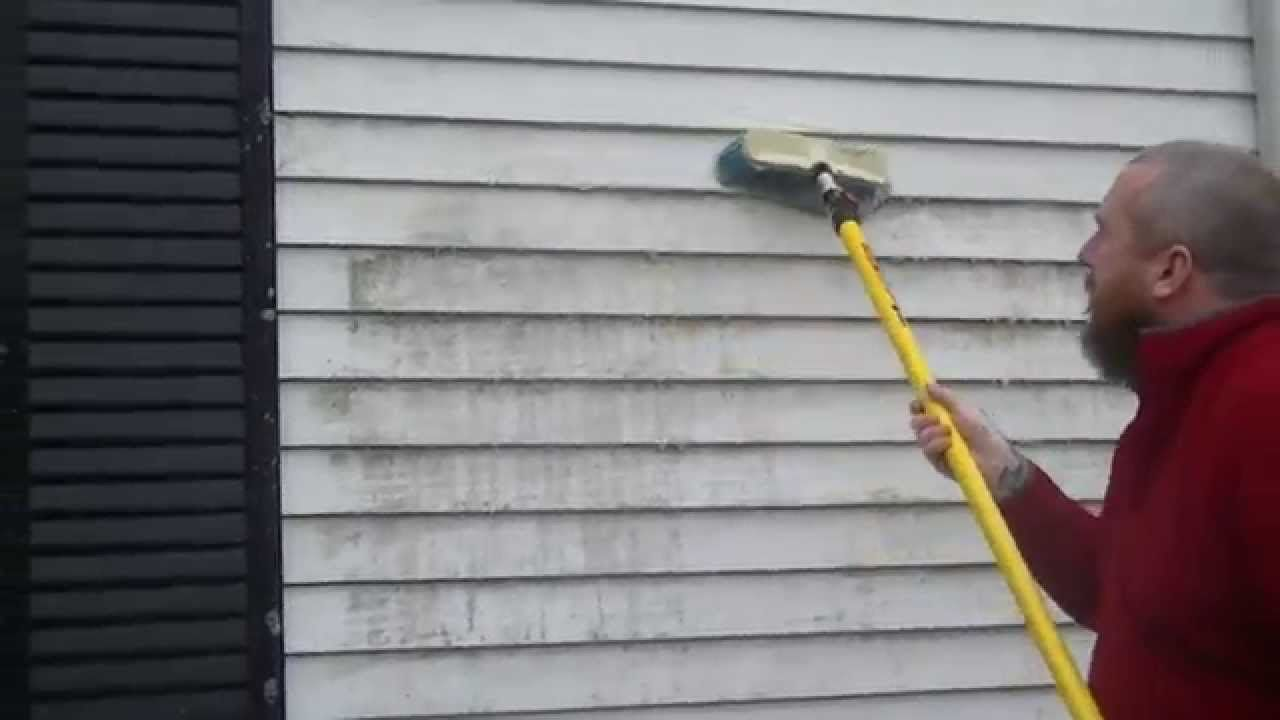 how to remove mildew from house siding myhouse pinterest