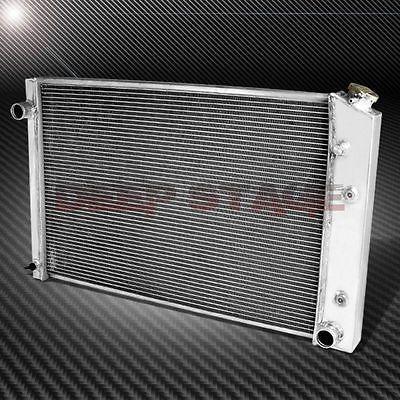 73-88 CHEVY C10//C20//V10//V30 K5 BLAZER TRUCK TWO ROW//CORE FULL ALUMINUM RADIATOR