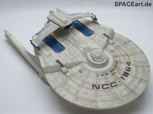 Star Trek: U.S.S. Reliant - Display Modell, Fertig-Modell, http://spaceart.de/produkte/st015.php