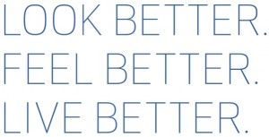 Image result for image for feel better look better