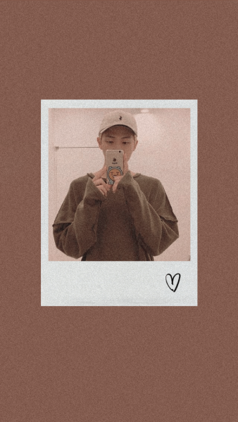 polaroid overlay | Tumblr #btswallpaperaesthetic