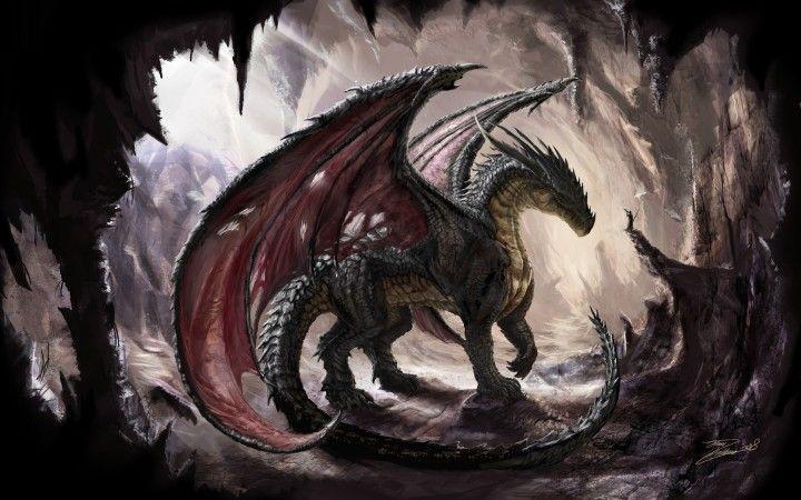 Dragon Art High Resolution Wallpapers