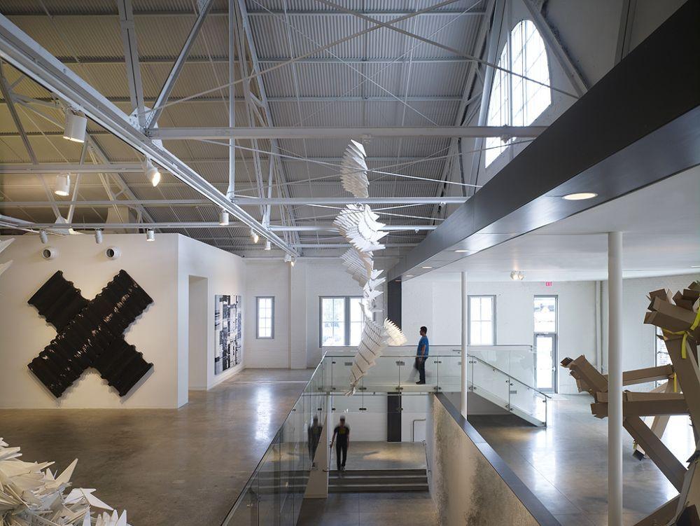 CAM (Contemporary Art Museum), Raleigh, USA Art museum