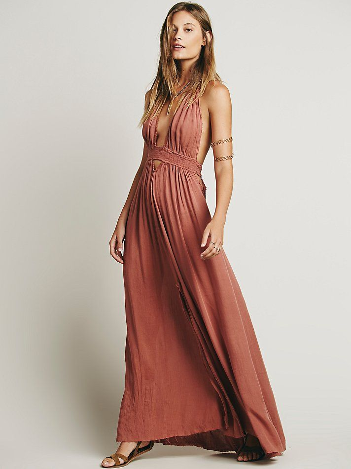 dc56d723e9ce2 Look Into the Sun Maxi Dress | Clients.Wear | Boho summer dresses ...