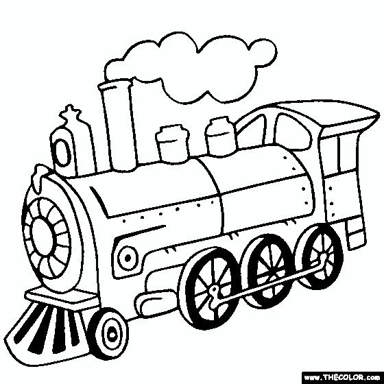 Pin By Bimuis On Szinezok Train Coloring Pages Train Drawing Coloring Pages