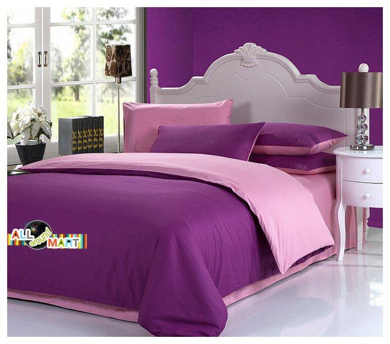 Plain Bedding For Girls Bed Sheet Sets Purple Bed Sheets Pink Bed Sheets Guest Room Bed