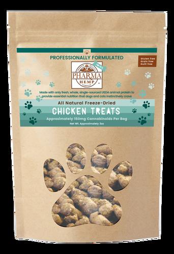 Pharma Hemp ALLNEW All Natural FreezeDried Chicken