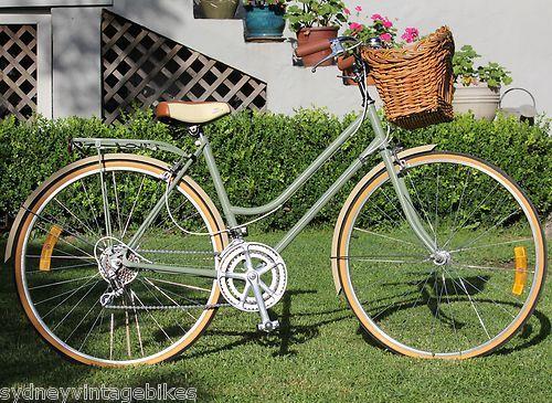 Genuine Repco Vintage Retro Ladies Bicycle Hand Restored