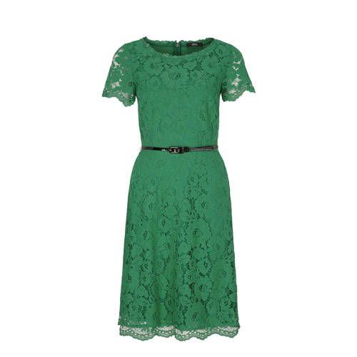 79fcb213f8cb7c s.Oliver BLACK LABEL kanten jurk groen in 2019