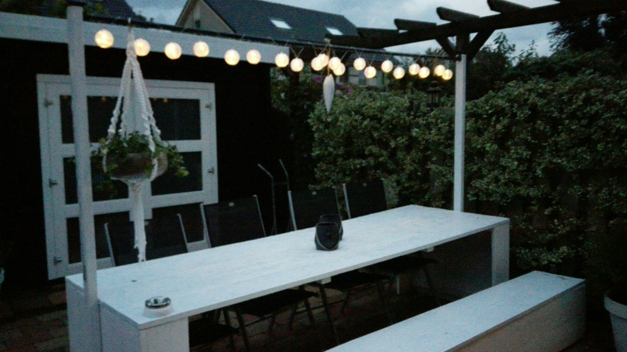 Pin pergola lighting on pinterest - Explore These Ideas And More