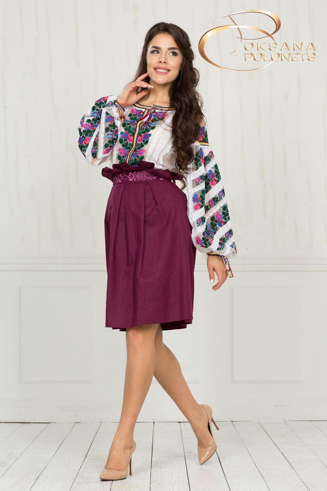 Чарівно! Заходьте до Дизайн-студії Оксани Полонець і виберіть свій одяг! affd406fb7f56