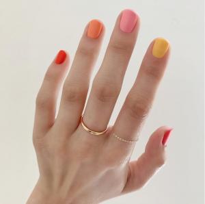 Los mejores diseños de uñas para probar este verano - L´BEAUTÉ