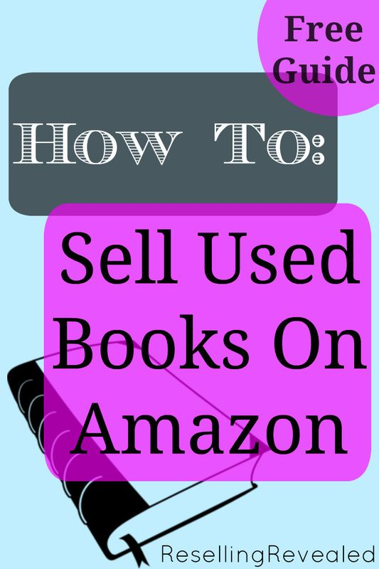 How To Sell Used Books On Amazon For Profit We Are Able To Pay Our Mortgage Every Month By Selling Thrifted Books Online Learn H Sell Used Books Ebay Selling Tips