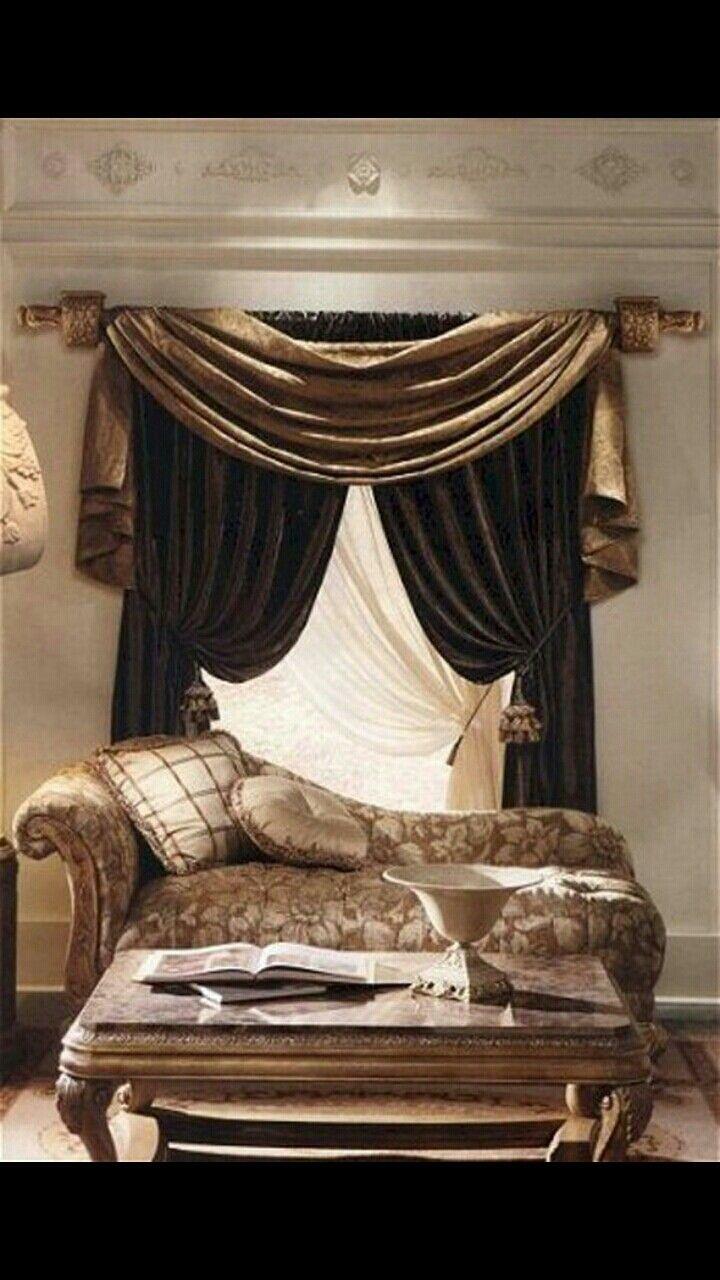 Bed on bay window  pin by krisha raja on curtain  pinterest