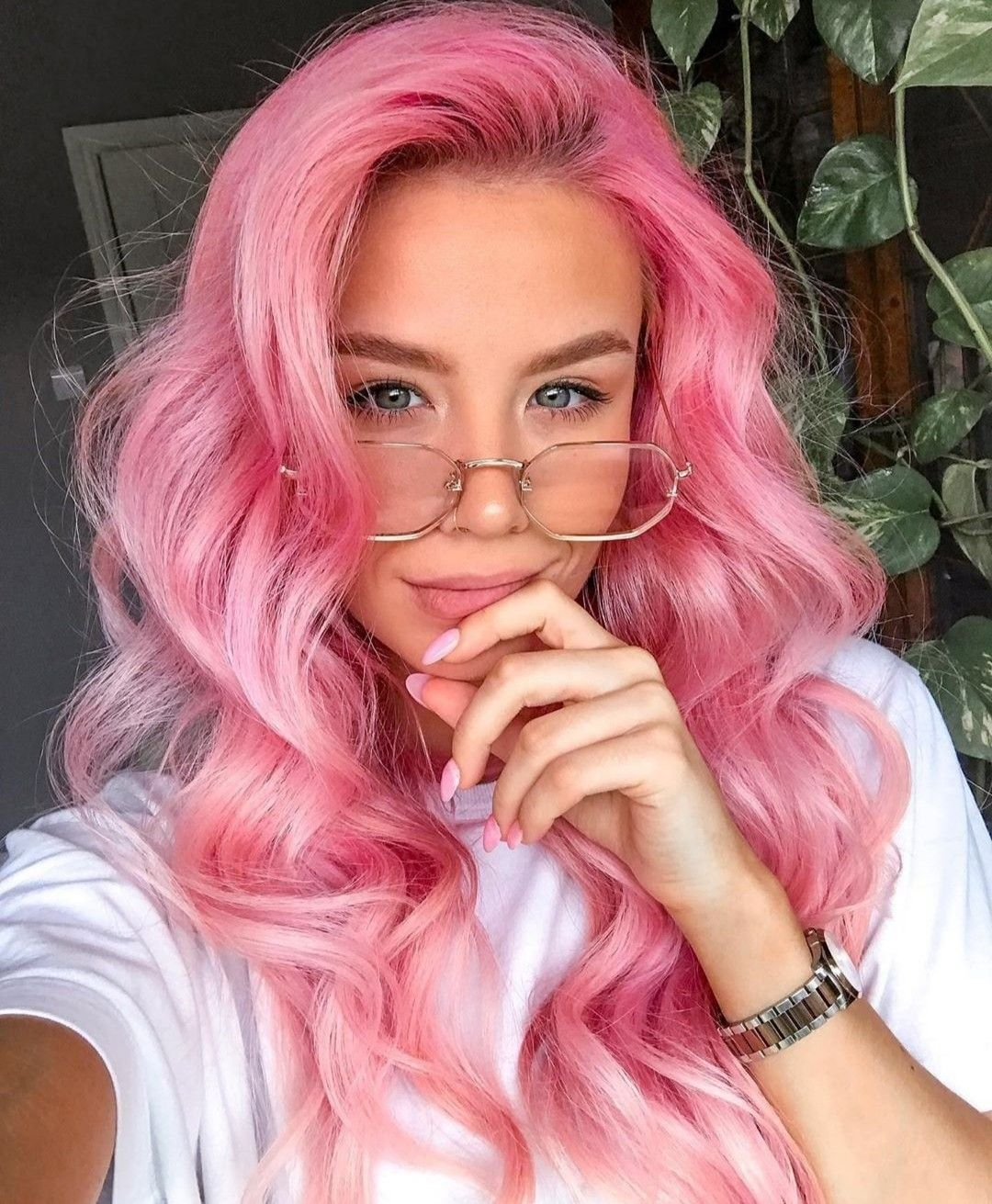 Pin By Marandshan On Hair And Beauty Hair Color Pink Pastel Pink Hair Pink Hair Dye