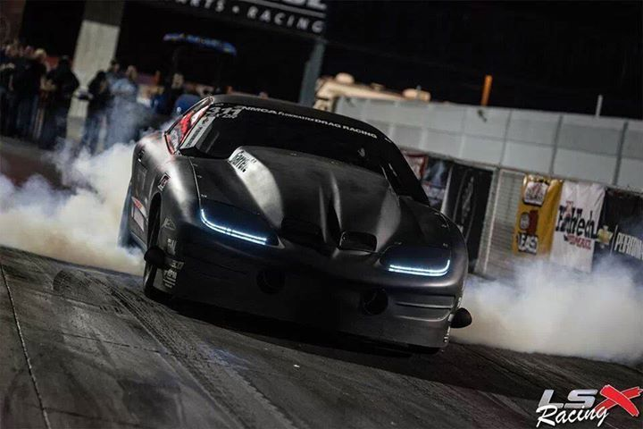 Drag Racing Trans Am....love the LEDs around the outer