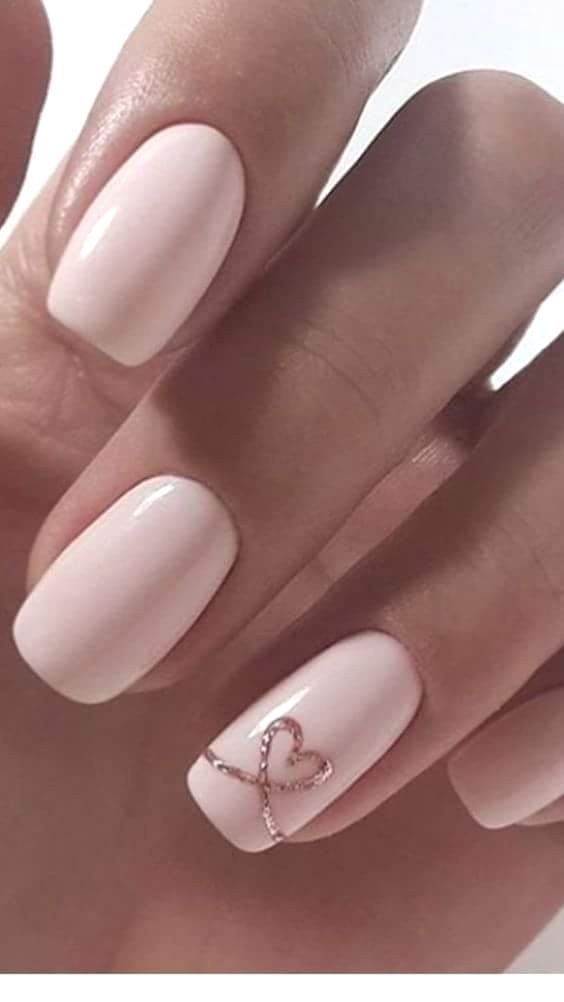 Beautiful collection of heart nail designs - 70 photos - Our nail #NagelBlauw #Nag ... - Beautiful collection of heart nail designs – 70 photos – Our nail  #NagelBlauw #Nag… – – # - #Beautiful #collection #designs #heart #Nag #NagelBlauw #nail #NailDesign #photos #ValentineNails